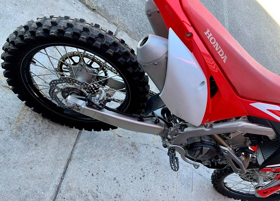 2019 Honda CRF250R - Photo 4