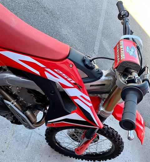 2019 Honda CRF250R - Photo 6
