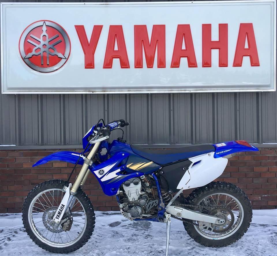 2006 WR450F