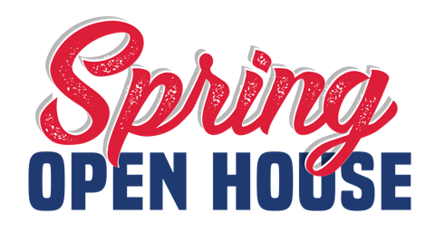 SPRING OPEN HOUSE SALE!