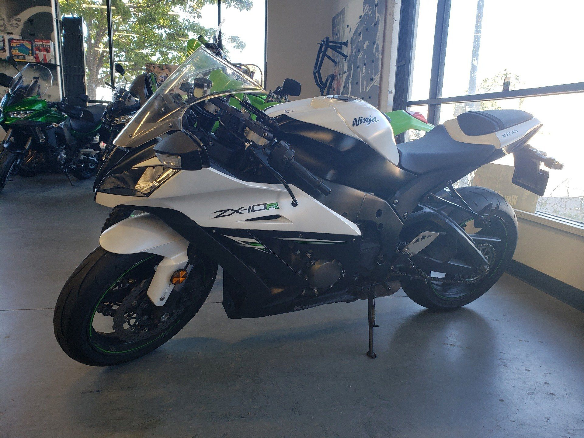 2014 Kawasaki Ninja® ZX™-10R ABS in Vallejo, California - Photo 1