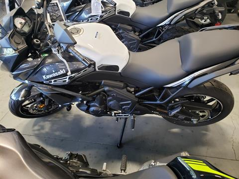 2020 Kawasaki Versys 650 ABS in Vallejo, California - Photo 1