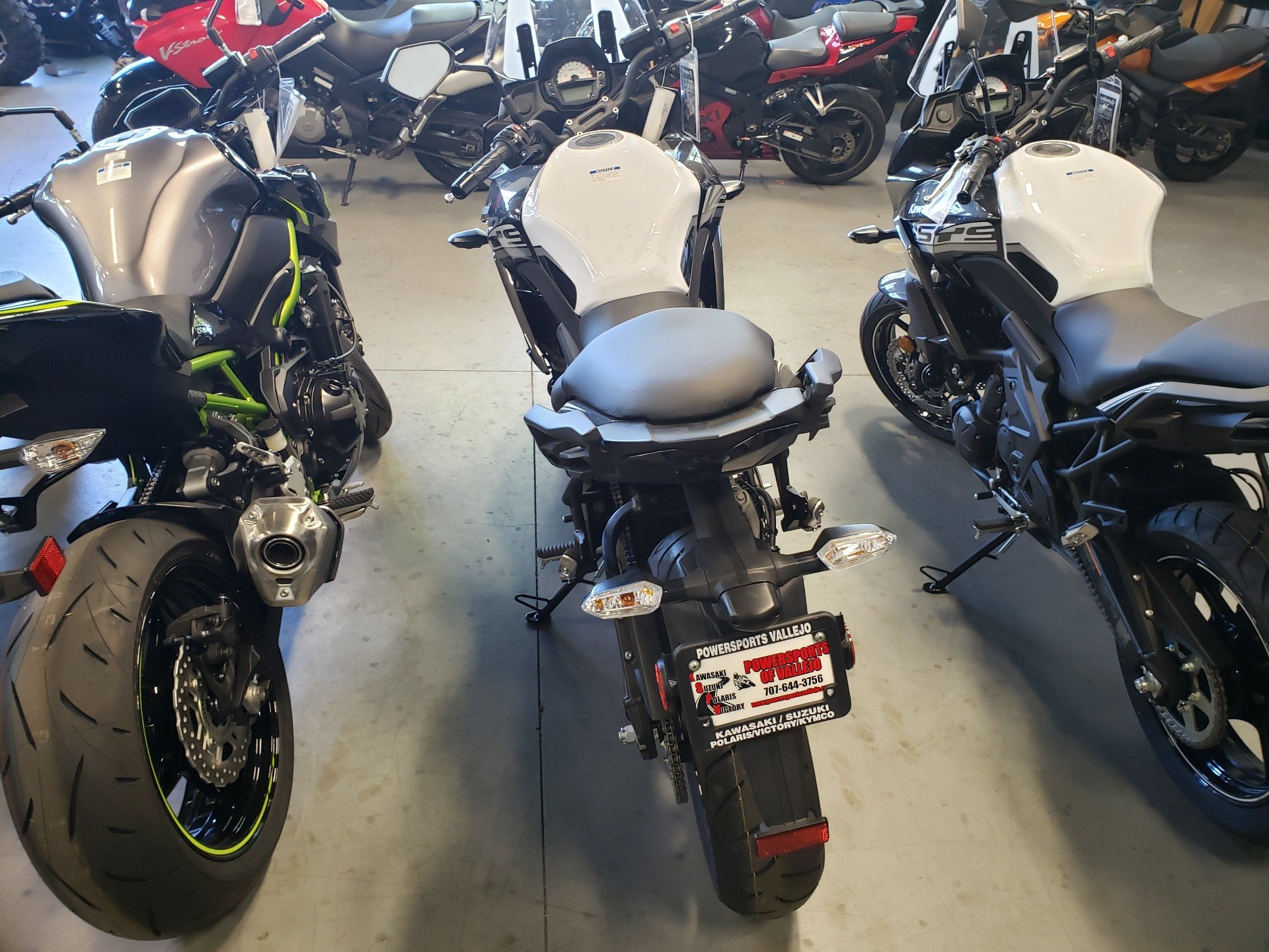 2020 Kawasaki Versys 650 ABS in Vallejo, California - Photo 2
