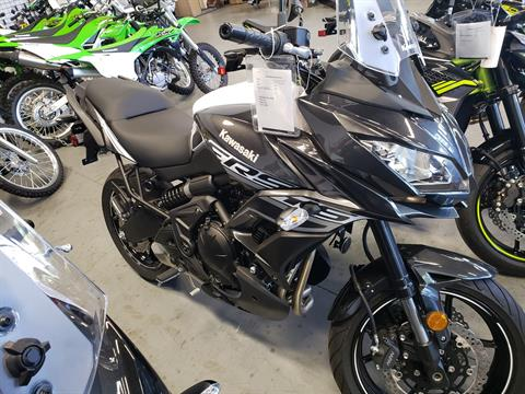 2020 Kawasaki Versys 650 ABS in Vallejo, California - Photo 3