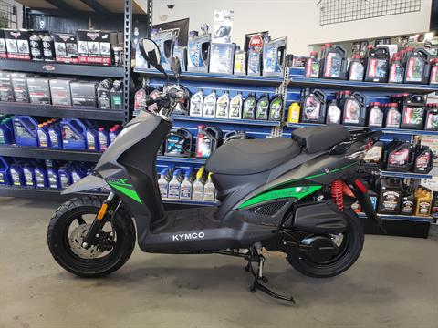 2021 Kymco Super 8 150X in Vallejo, California - Photo 2