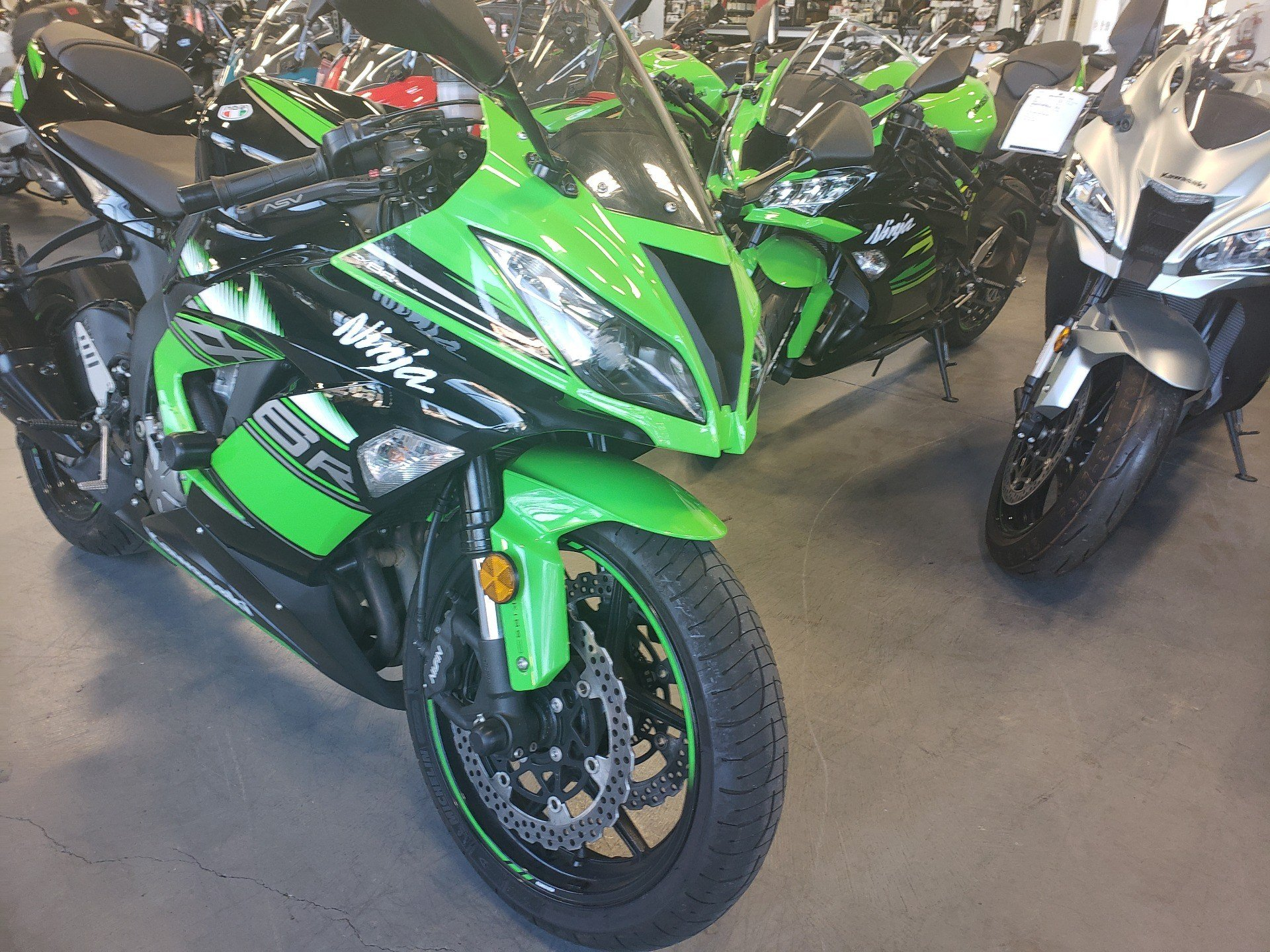 2016 Kawasaki Ninja ZX-6R ABS KRT Edition in Vallejo, California - Photo 3