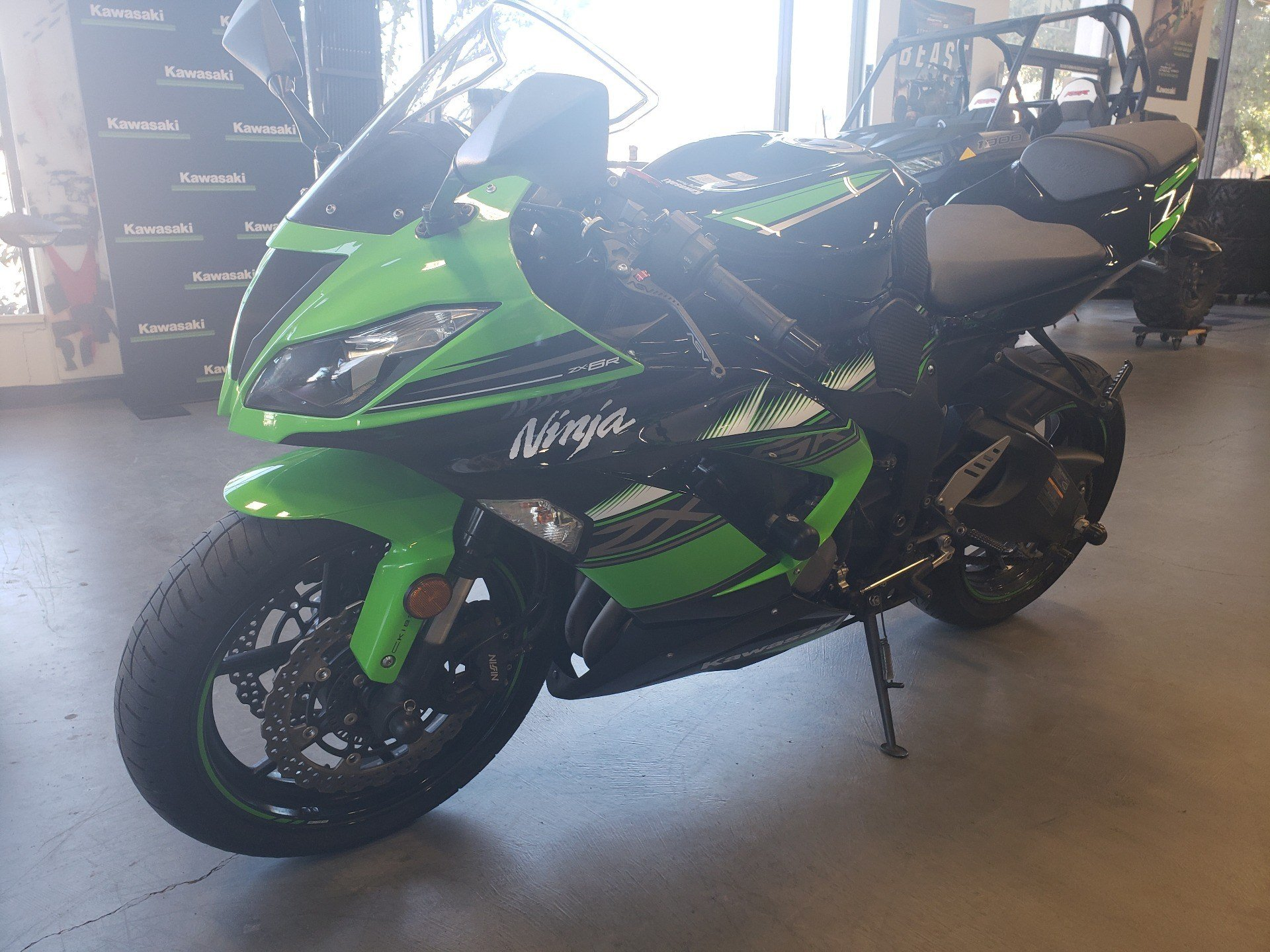 2016 Kawasaki Ninja ZX-6R ABS KRT Edition in Vallejo, California - Photo 5