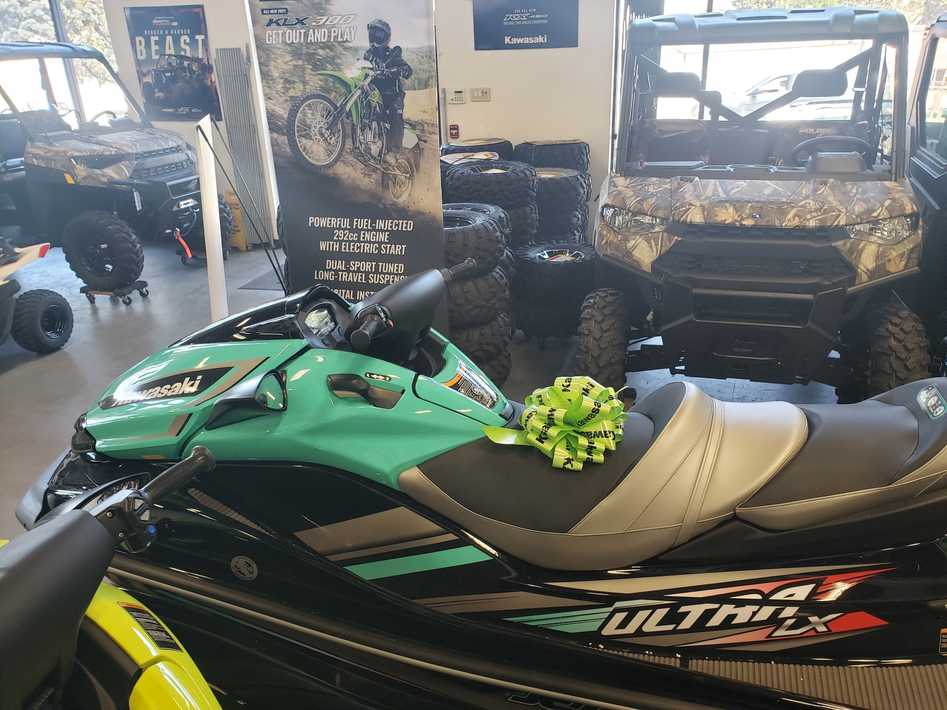 2021 Kawasaki Jet Ski Ultra LX in Vallejo, California - Photo 5