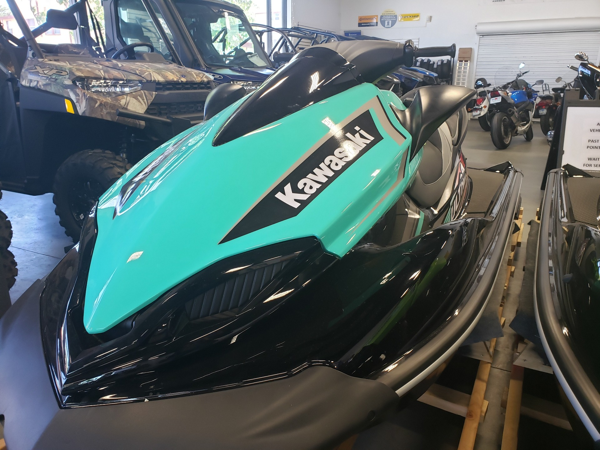 2021 Kawasaki Jet Ski Ultra LX in Vallejo, California - Photo 6