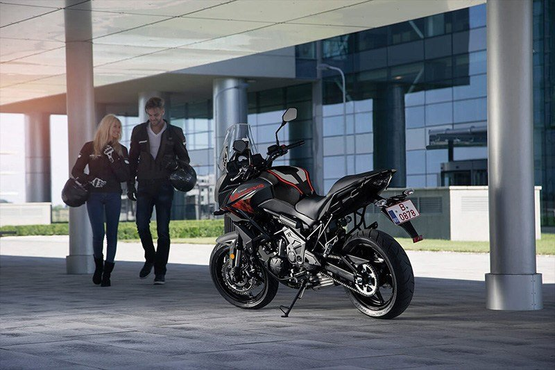 2021 Kawasaki Versys 650 ABS in Vallejo, California - Photo 12