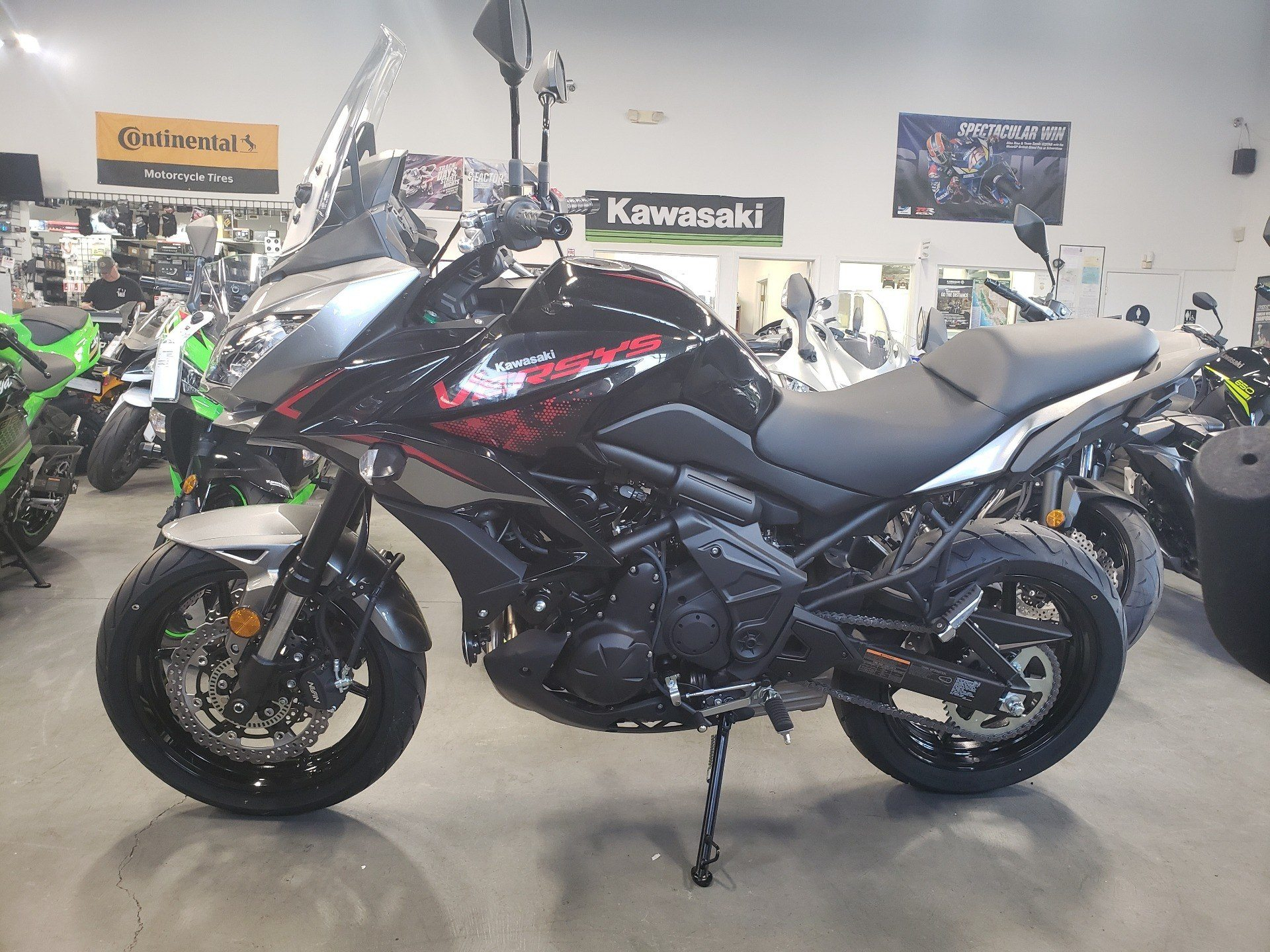 2021 Kawasaki Versys 650 ABS in Vallejo, California - Photo 1