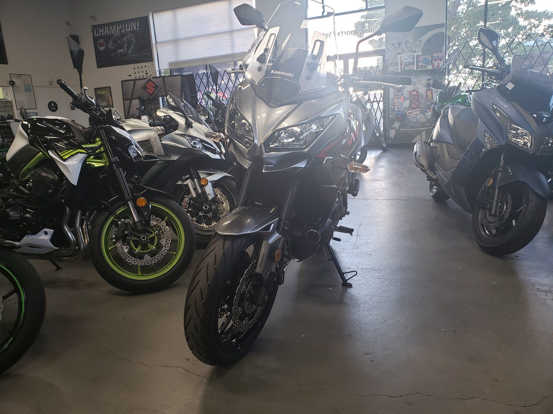 2021 Kawasaki Versys 650 ABS in Vallejo, California - Photo 2