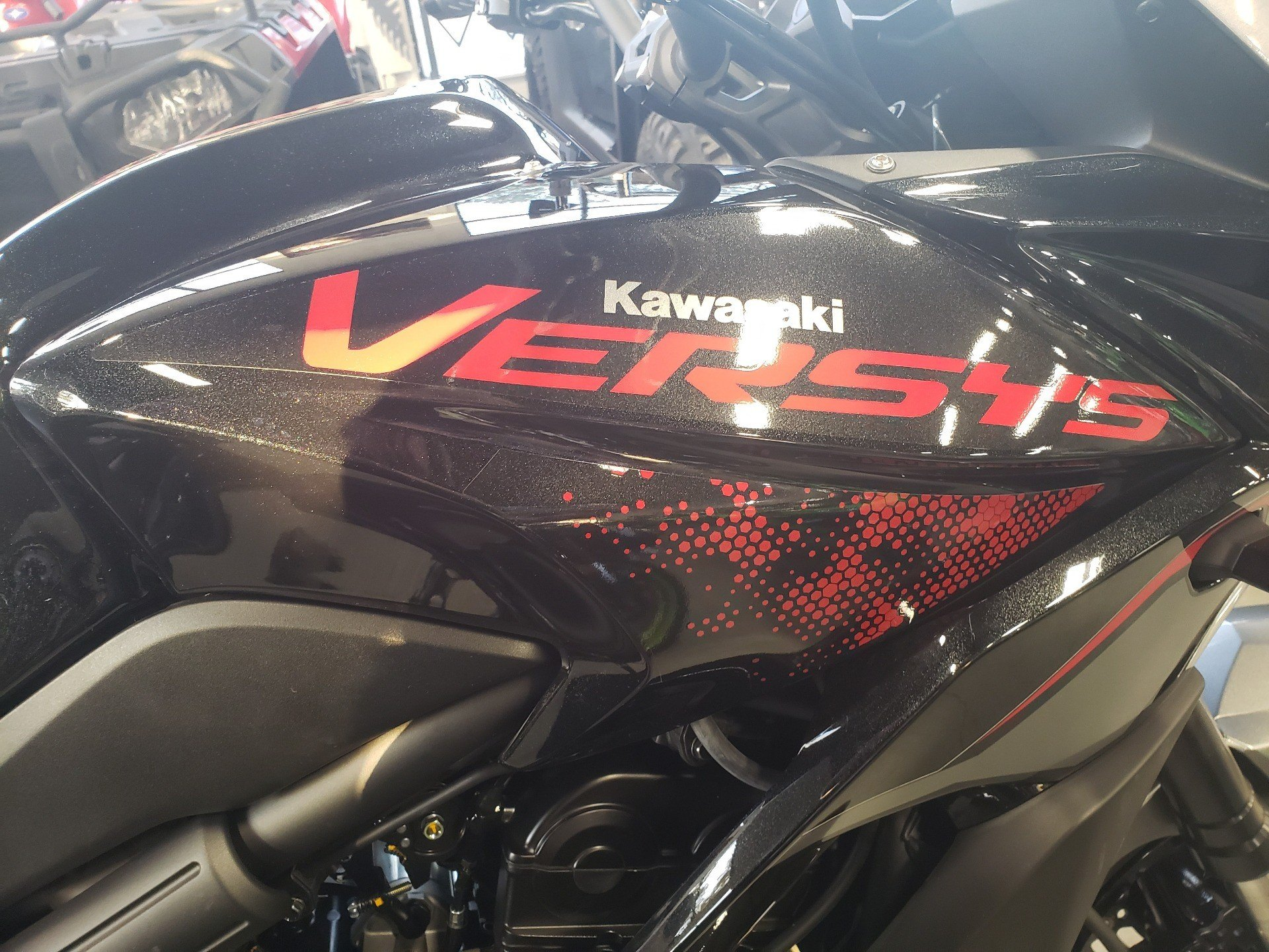 2021 Kawasaki Versys 650 ABS in Vallejo, California - Photo 4