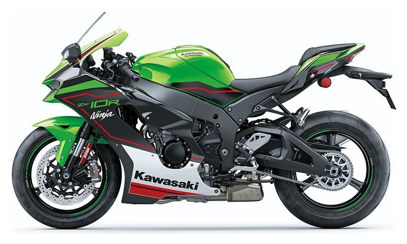 2021 Kawasaki Ninja ZX-10R ABS KRT Edition in Vallejo, California - Photo 2