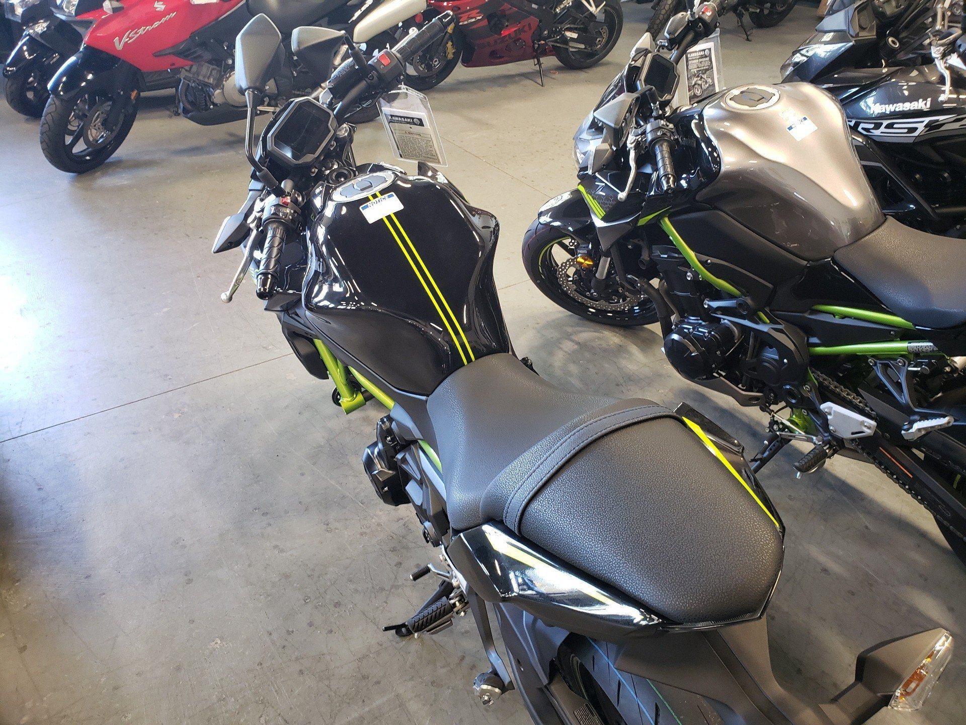 2020 Kawasaki Z650 in Vallejo, California - Photo 3