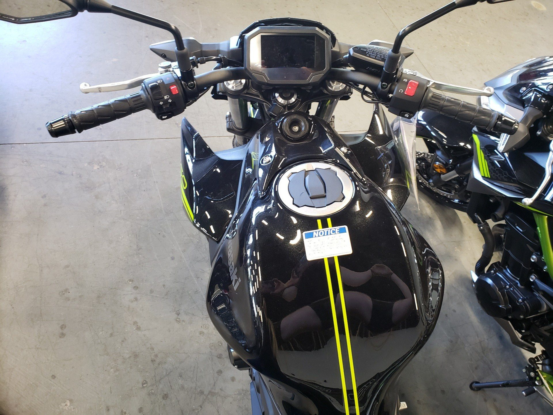 2020 Kawasaki Z650 in Vallejo, California - Photo 4