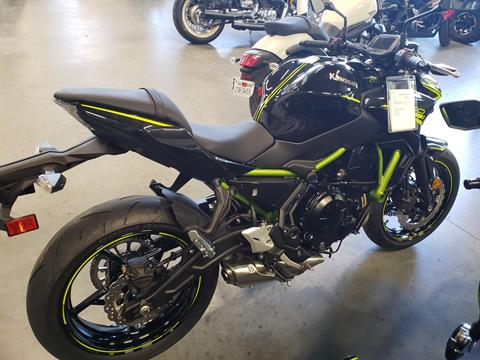 2020 Kawasaki Z650 in Vallejo, California - Photo 5