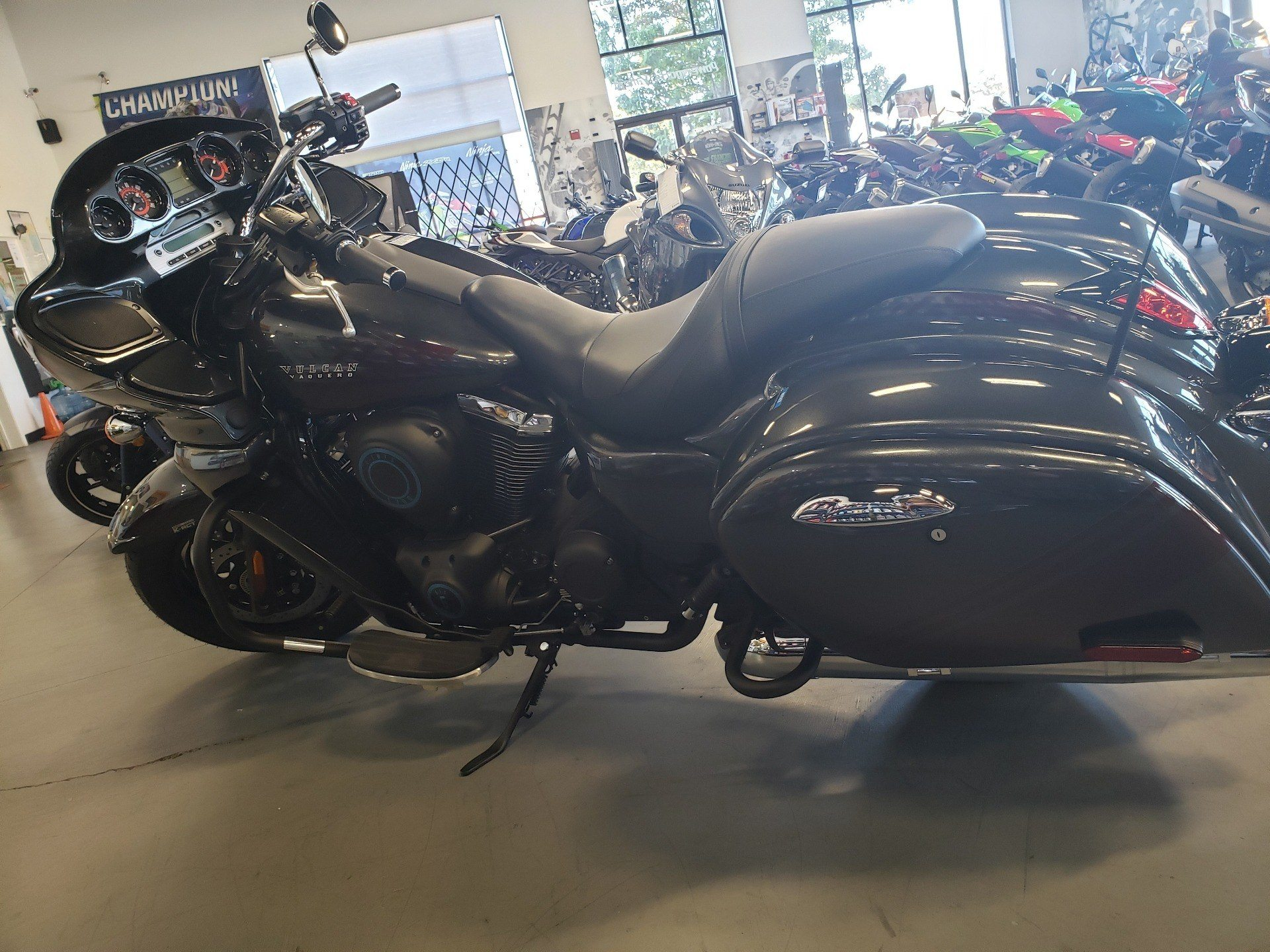 2021 Kawasaki Vulcan 1700 Vaquero ABS in Vallejo, California - Photo 2