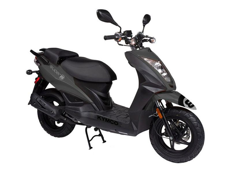 2021 Kymco Super 8 50X in Vallejo, California - Photo 1