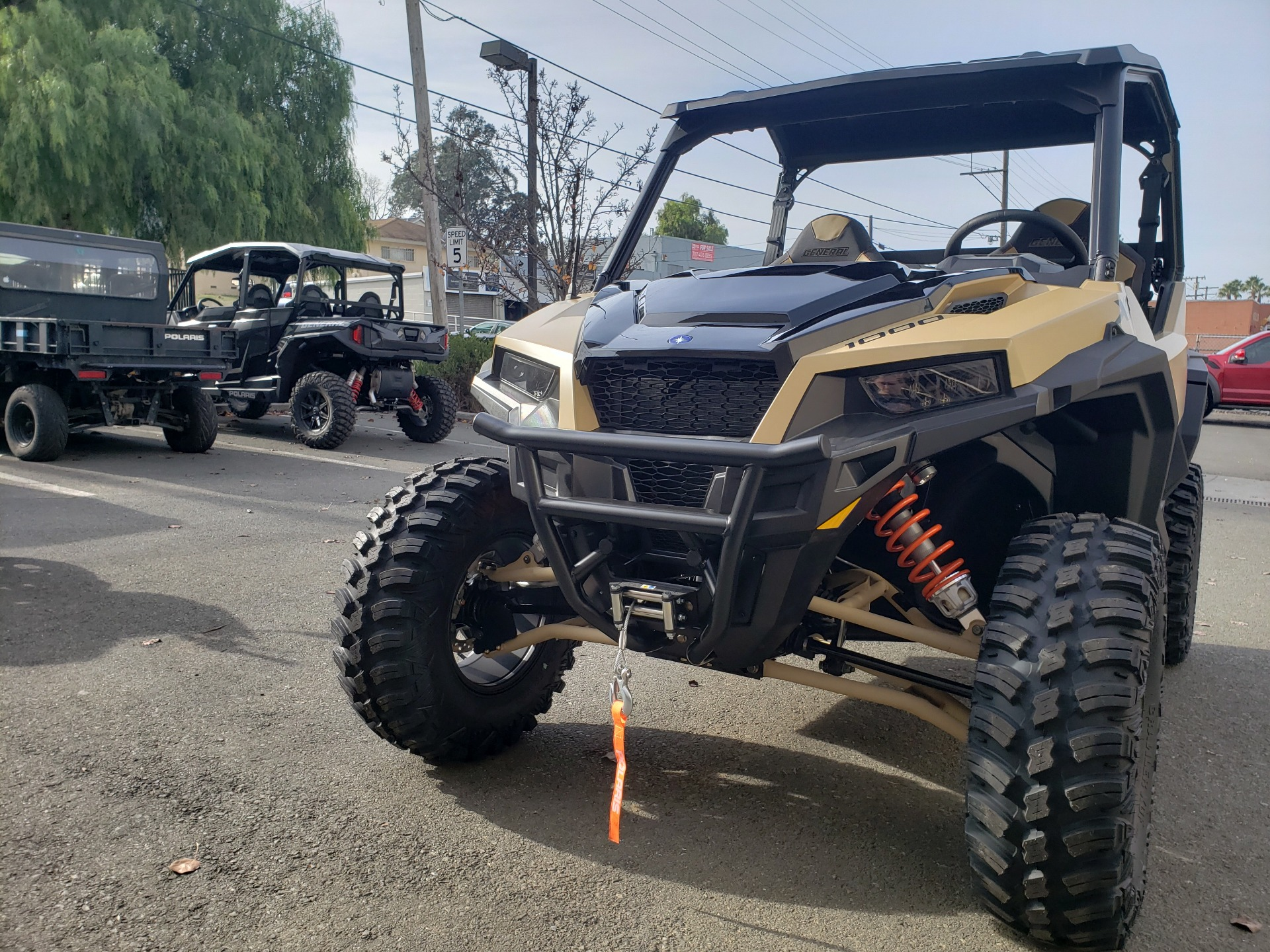 2021 Polaris General XP 1000 Deluxe in Vallejo, California - Photo 3