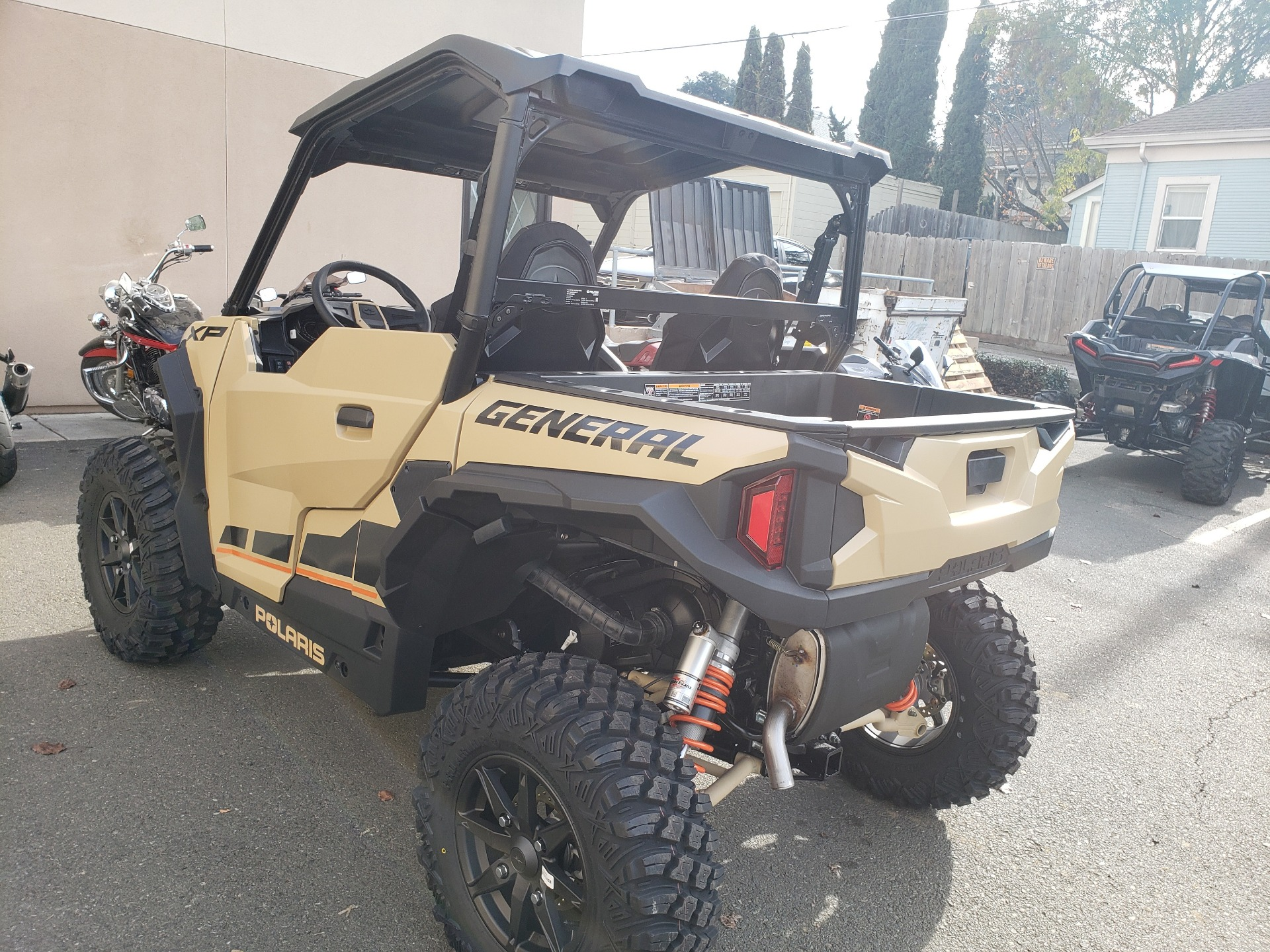 2021 Polaris General XP 1000 Deluxe in Vallejo, California - Photo 7
