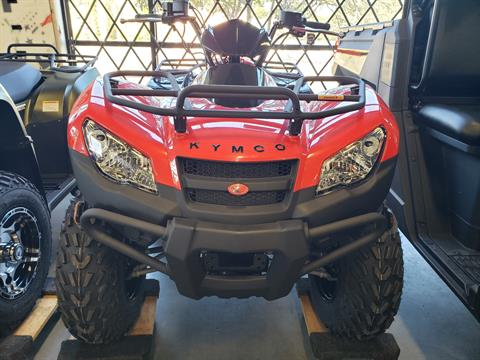 2020 Kymco MXU 450i in Vallejo, California - Photo 1
