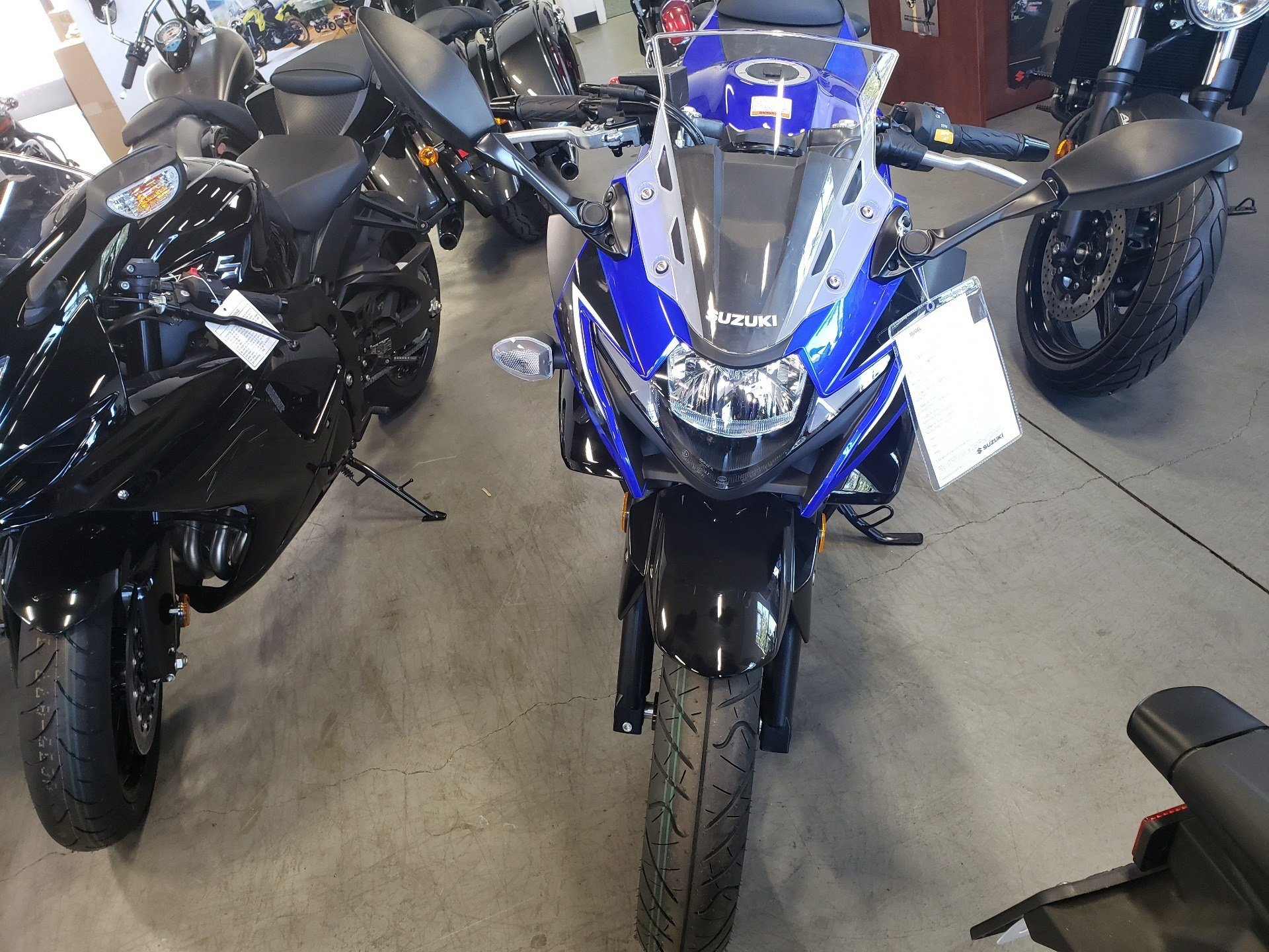 2020 Suzuki GSX250R ABS in Vallejo, California - Photo 2