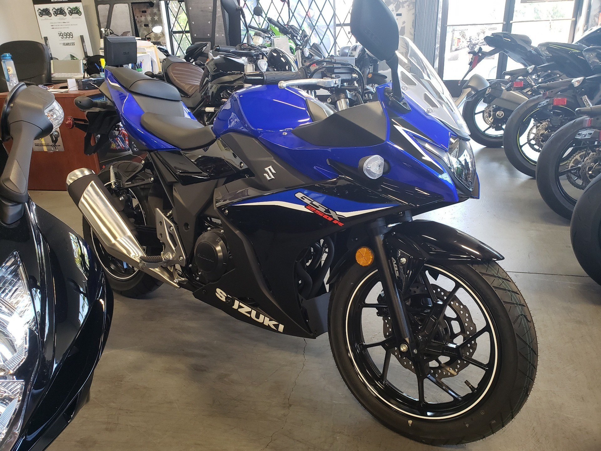 2020 Suzuki GSX250R ABS in Vallejo, California - Photo 3