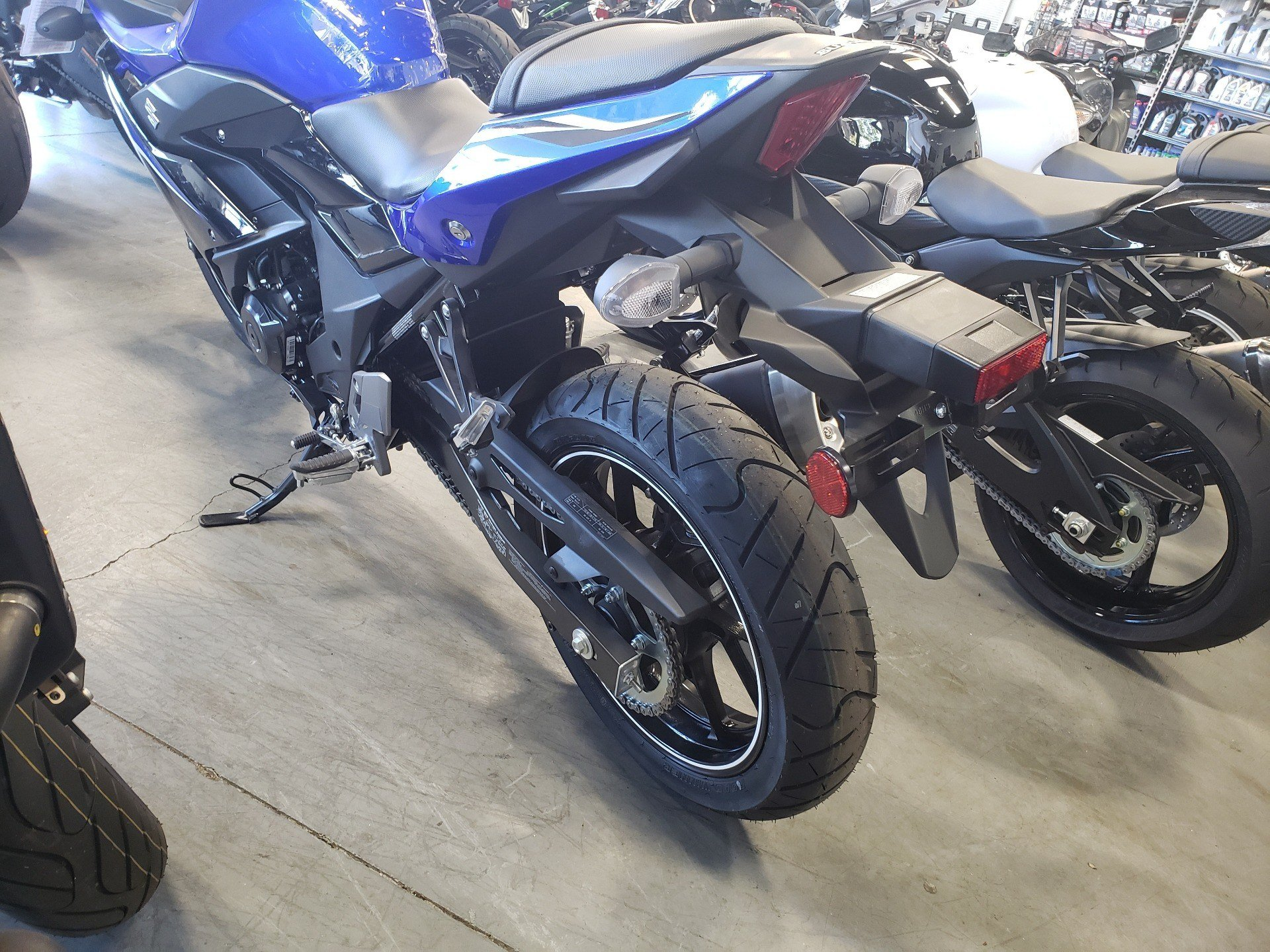 2020 Suzuki GSX250R ABS in Vallejo, California - Photo 5