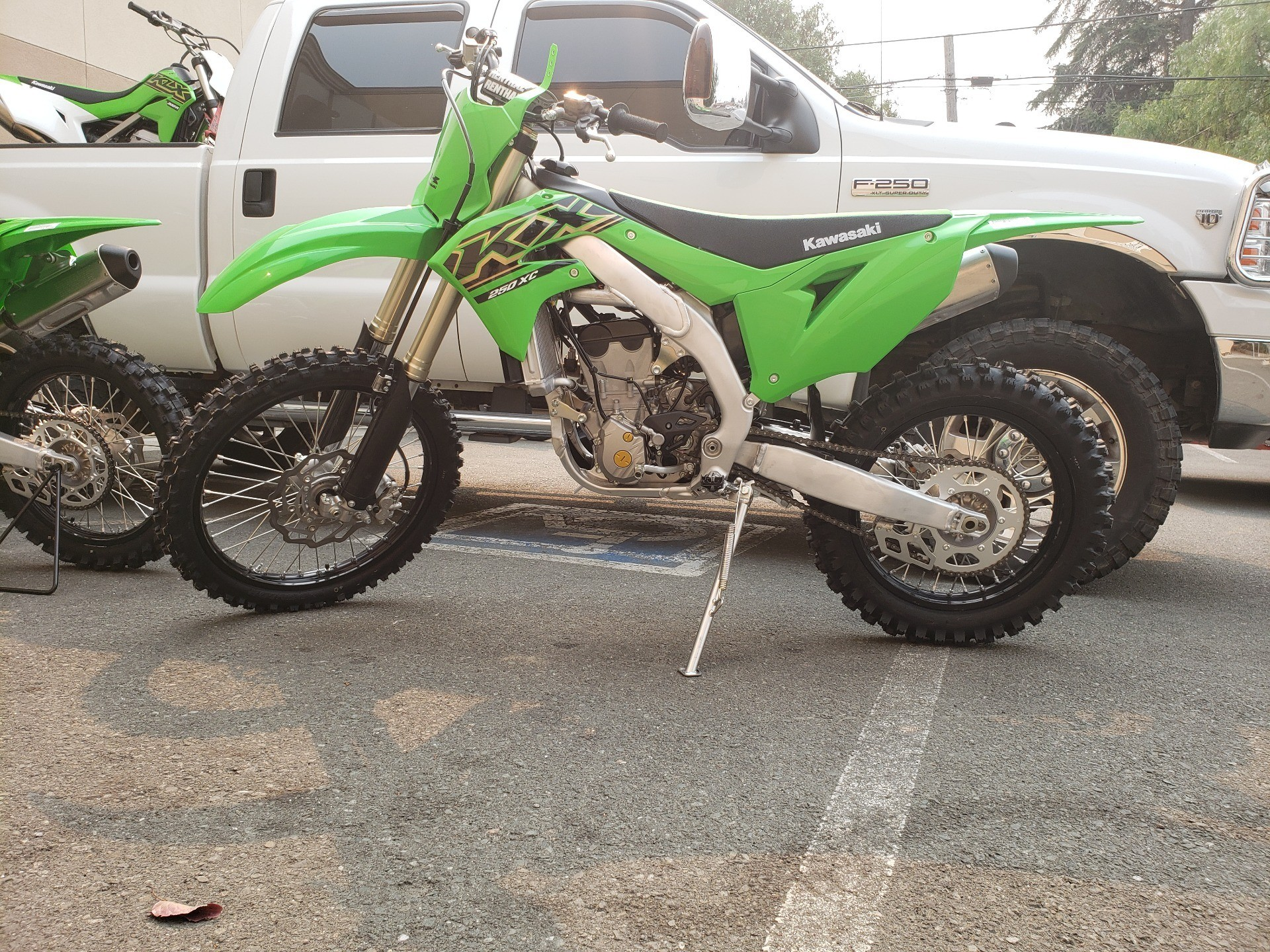 2021 Kawasaki KX 250X in Vallejo, California - Photo 1
