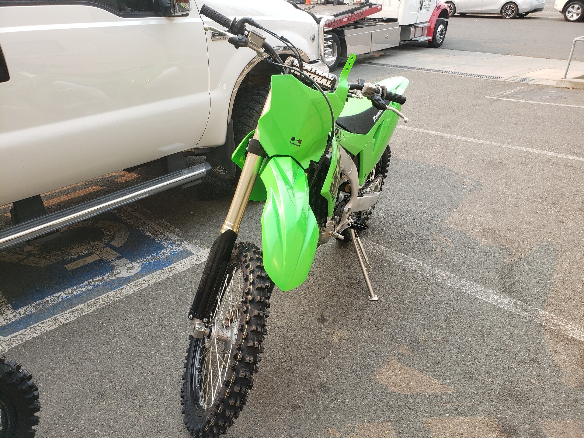 2021 Kawasaki KX 250X in Vallejo, California - Photo 2