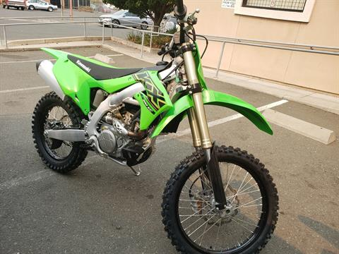2021 Kawasaki KX 250X in Vallejo, California - Photo 3