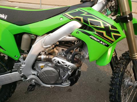 2021 Kawasaki KX 250X in Vallejo, California - Photo 4