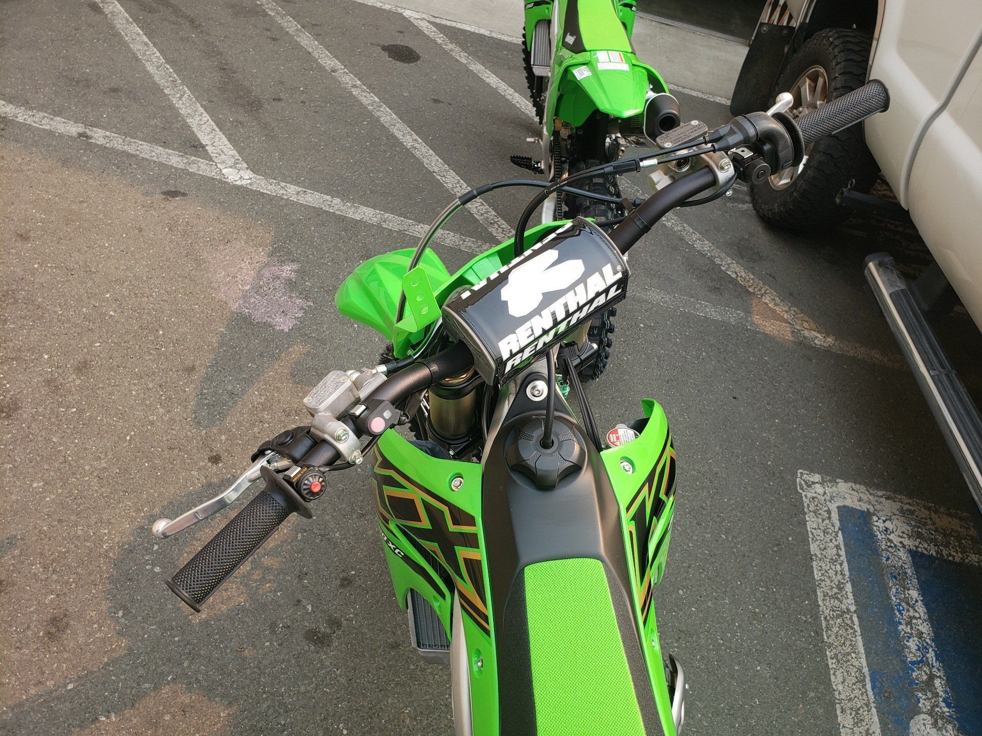 2021 Kawasaki KX 250X in Vallejo, California - Photo 6