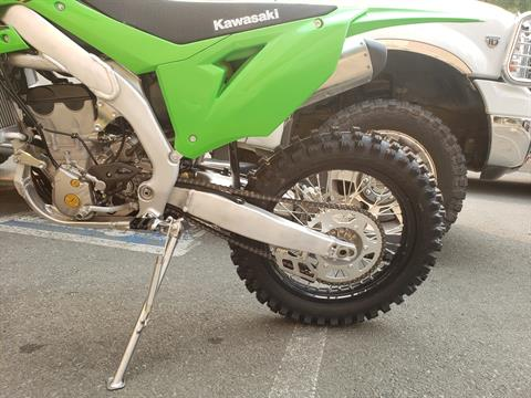 2021 Kawasaki KX 250X in Vallejo, California - Photo 7