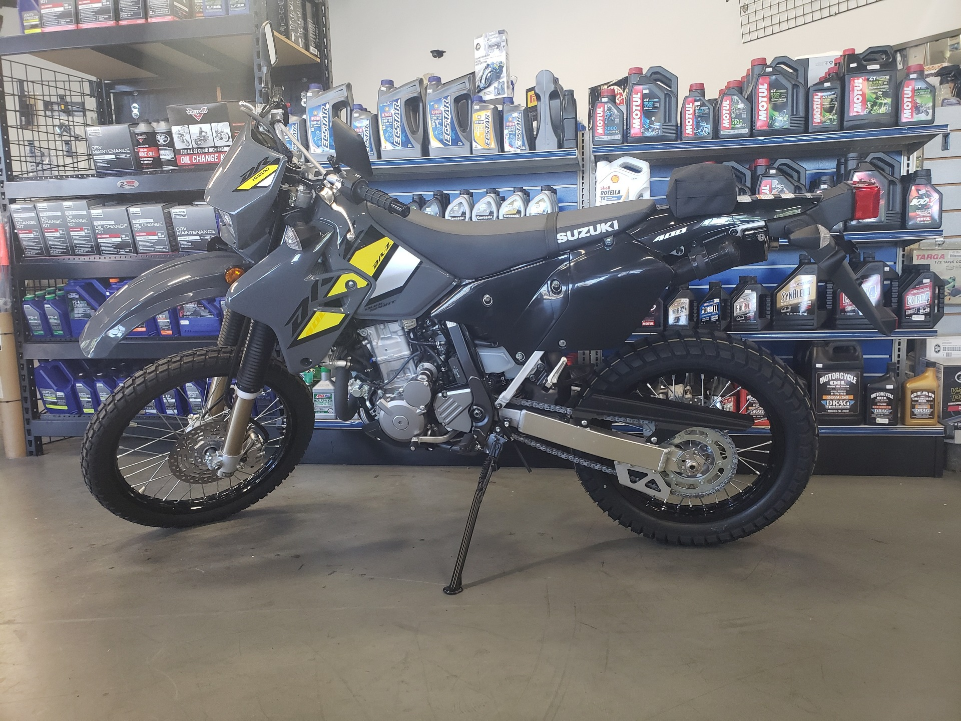 2021 Suzuki DR-Z400S in Vallejo, California - Photo 1