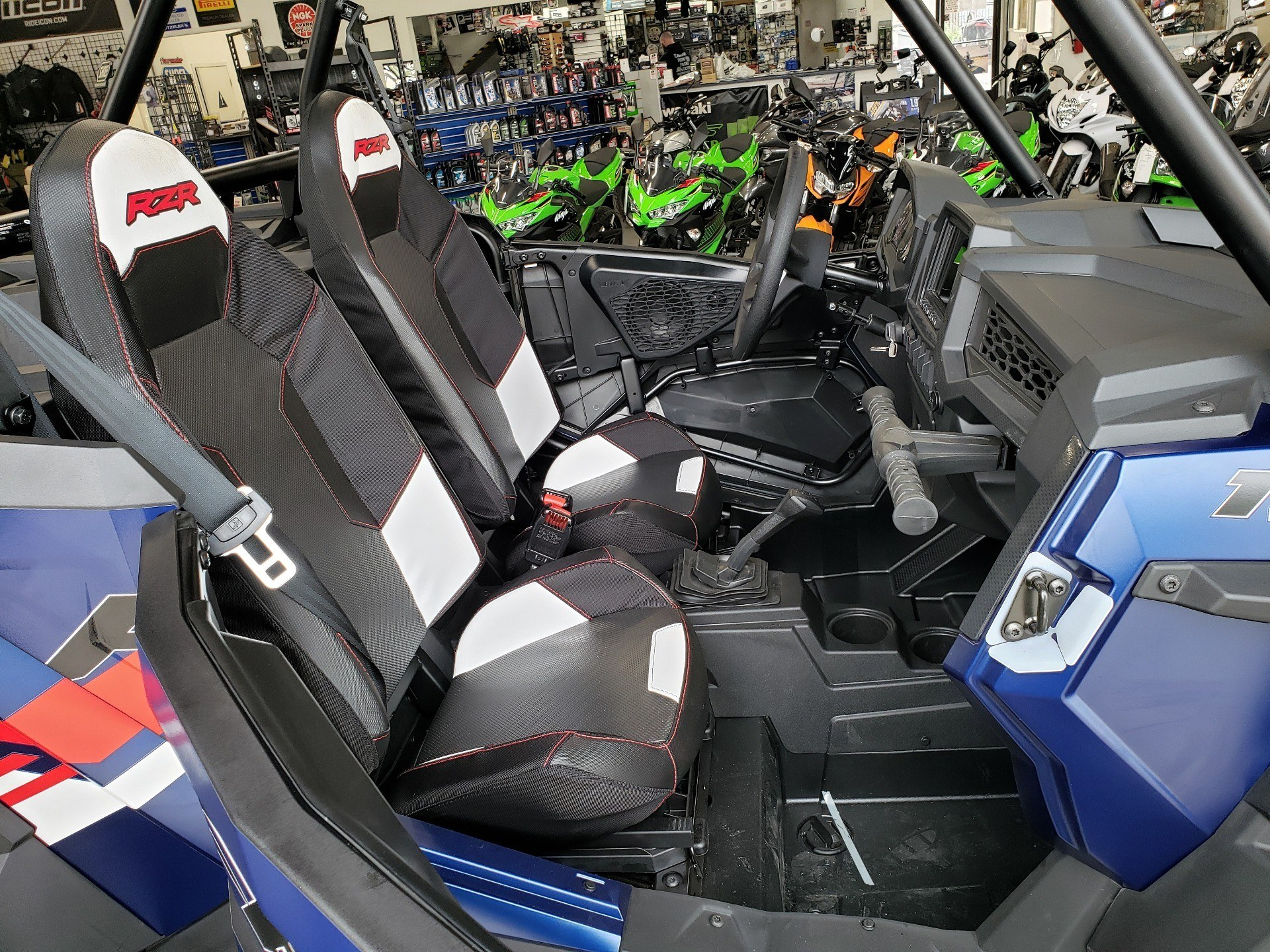 2021 Polaris RZR XP 1000 Premium in Vallejo, California - Photo 4