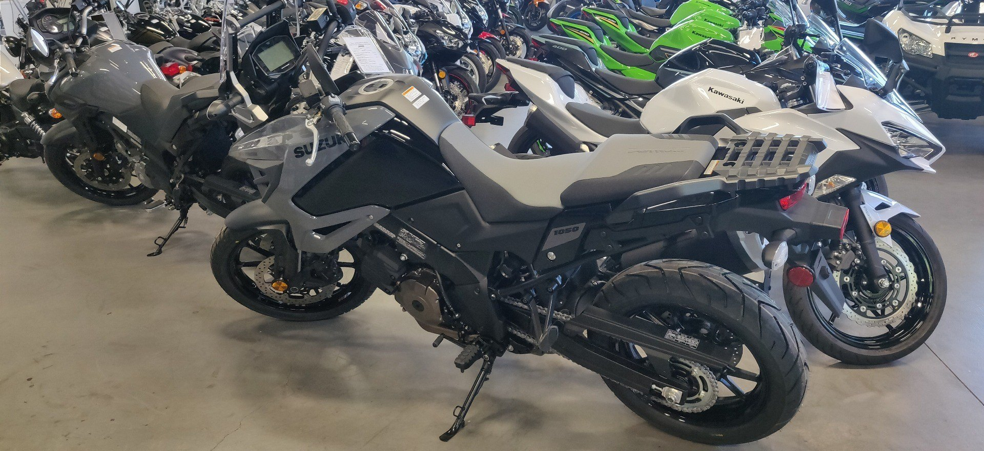 2020 Suzuki V-Strom 1050 in Vallejo, California - Photo 1
