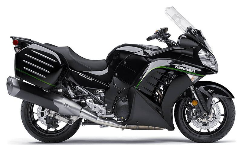 2021 Kawasaki Concours 14 ABS in Vallejo, California - Photo 1