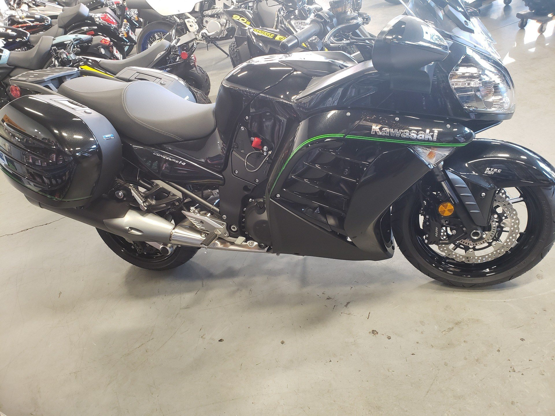 2021 Kawasaki Concours 14 ABS in Vallejo, California - Photo 3