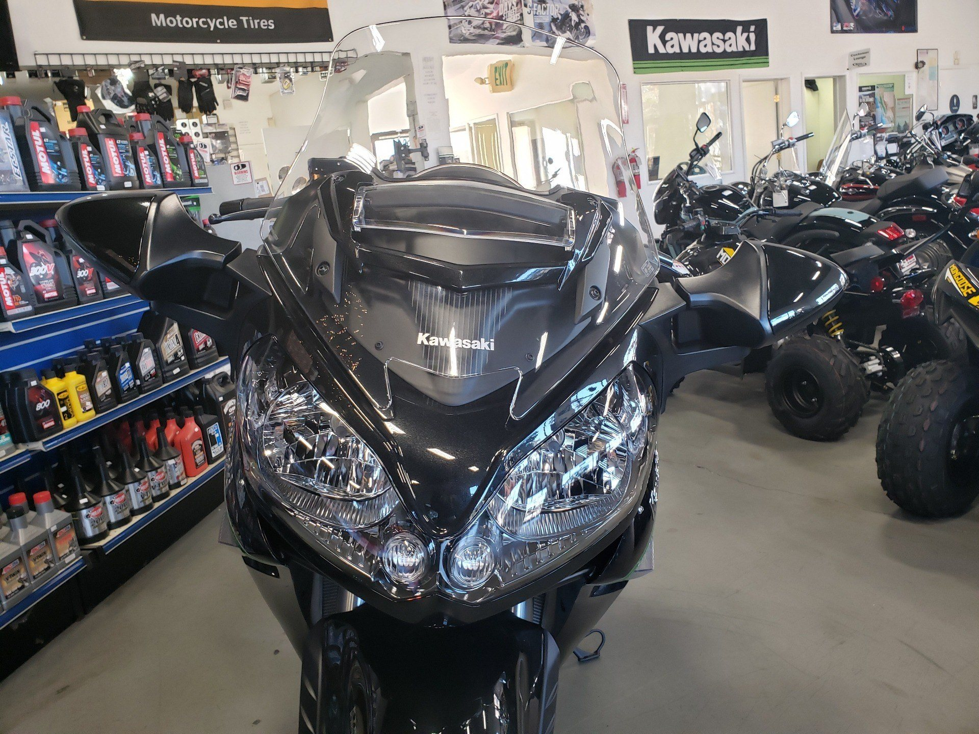 2021 Kawasaki Concours 14 ABS in Vallejo, California - Photo 9