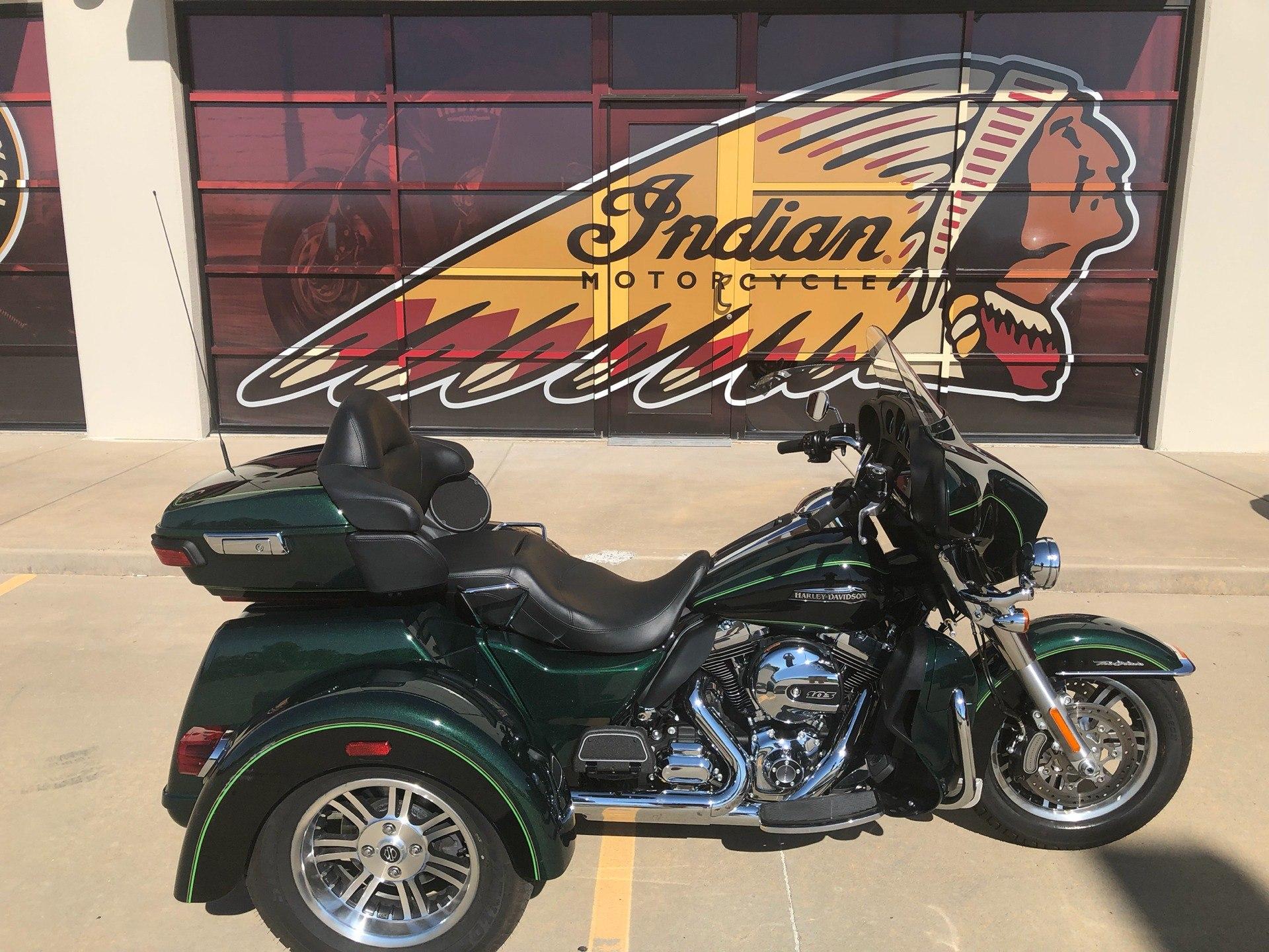2016 Harley-Davidson Tri Glide® Ultra in Norman, Oklahoma