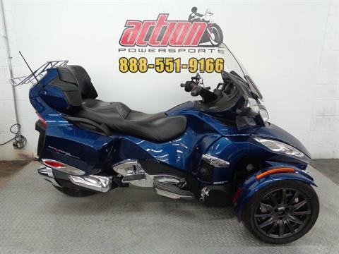 2016 Can-Am Spyder RT Limited in Norman, Oklahoma - Photo 1