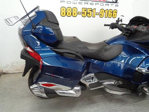 2016 Can-Am Spyder RT Limited in Norman, Oklahoma - Photo 5