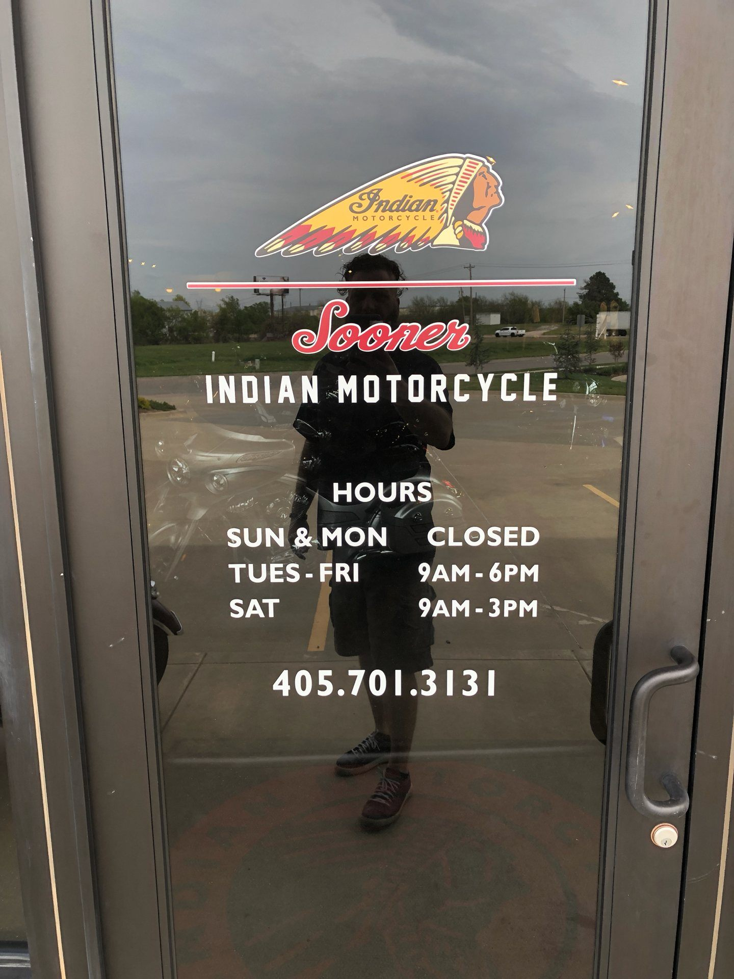 2016 Indian Springfield™ in Norman, Oklahoma