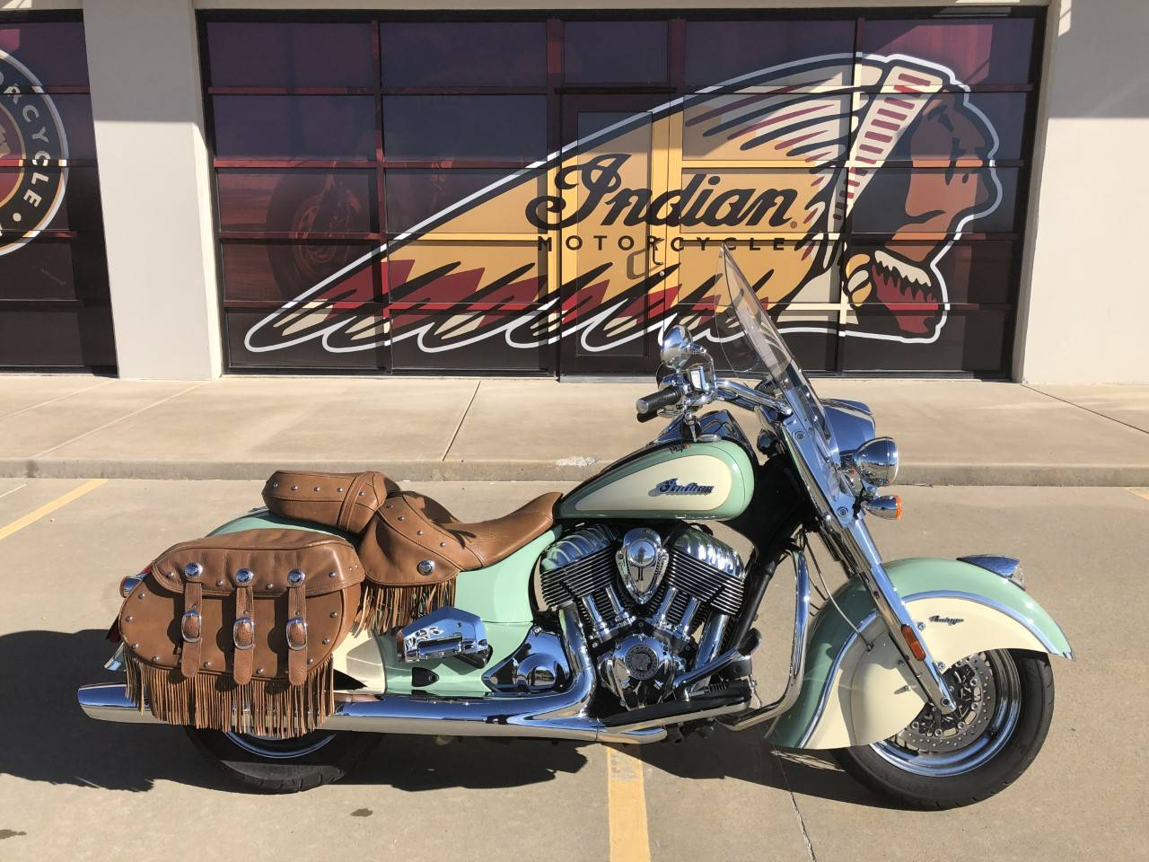 2015 Indian Chief® Vintage in Norman, Oklahoma - Photo 1