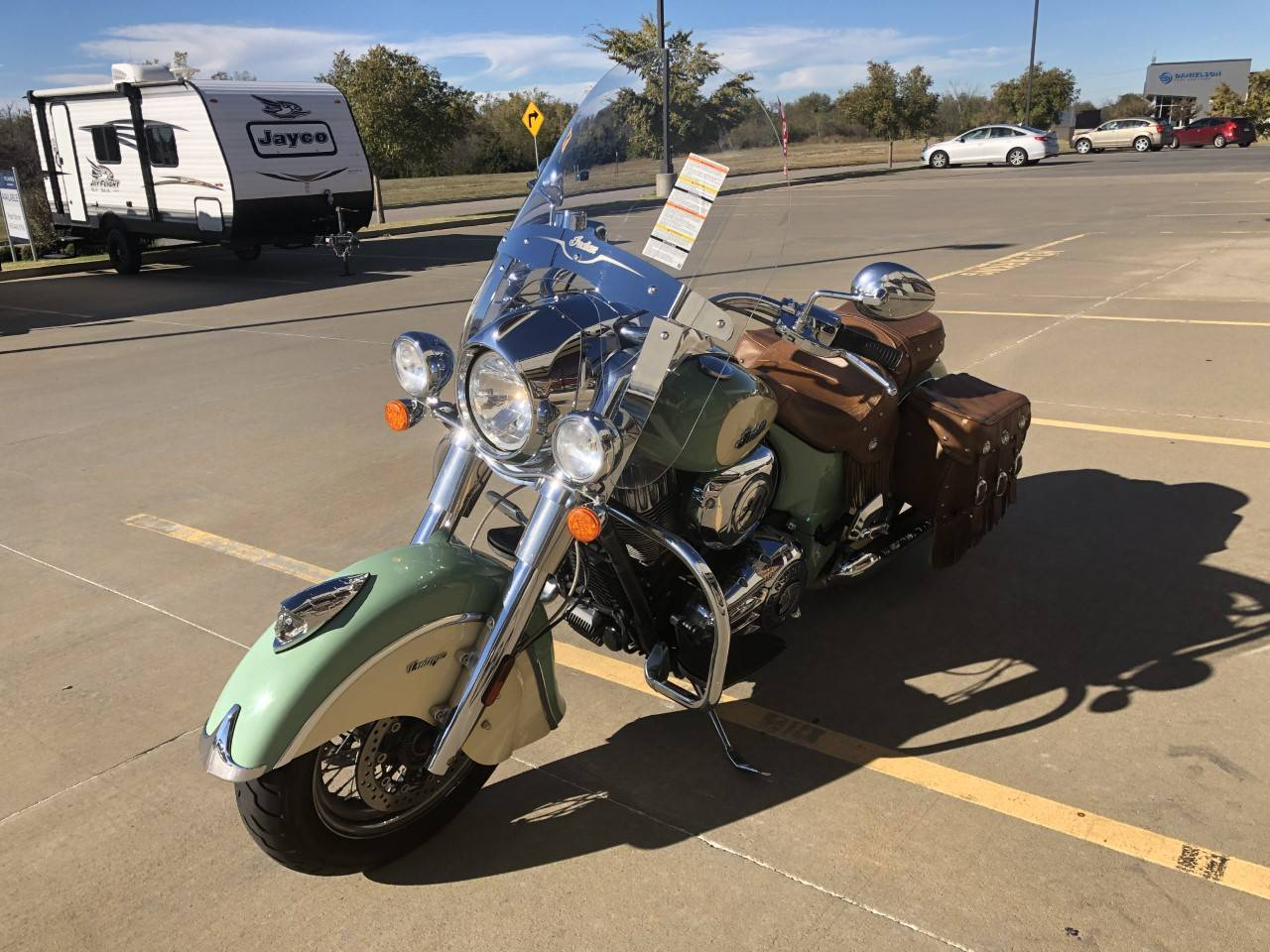 2015 Indian Chief® Vintage in Norman, Oklahoma - Photo 4