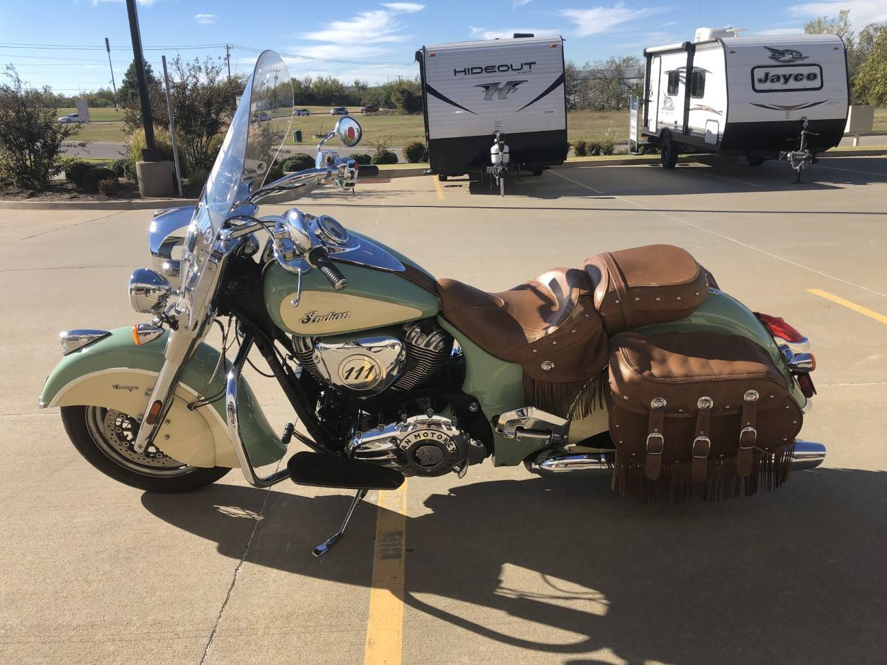 2015 Indian Chief® Vintage in Norman, Oklahoma - Photo 5