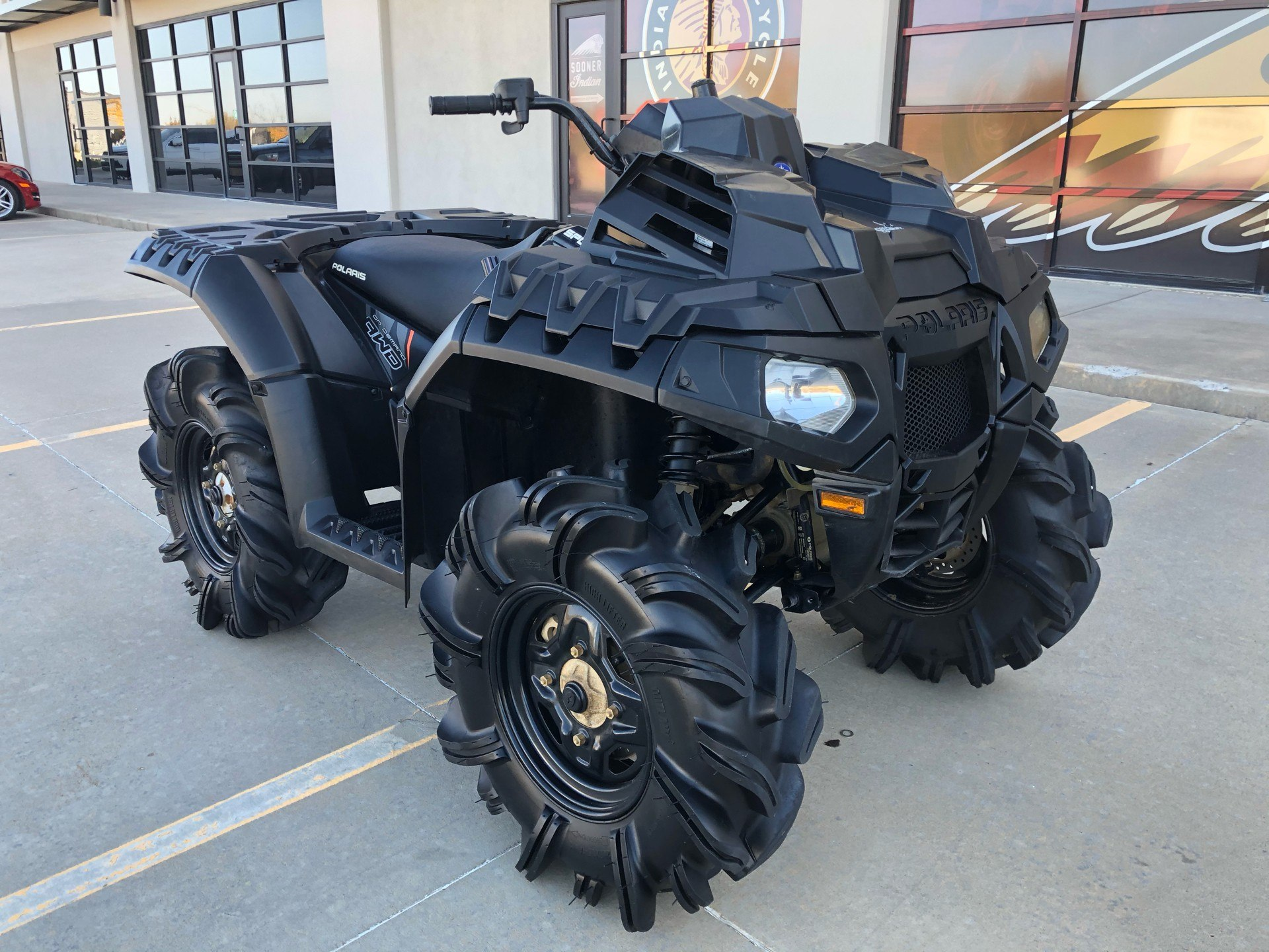 2019 Polaris Sportsman 850 High Lifter Edition in Norman, Oklahoma - Photo 2