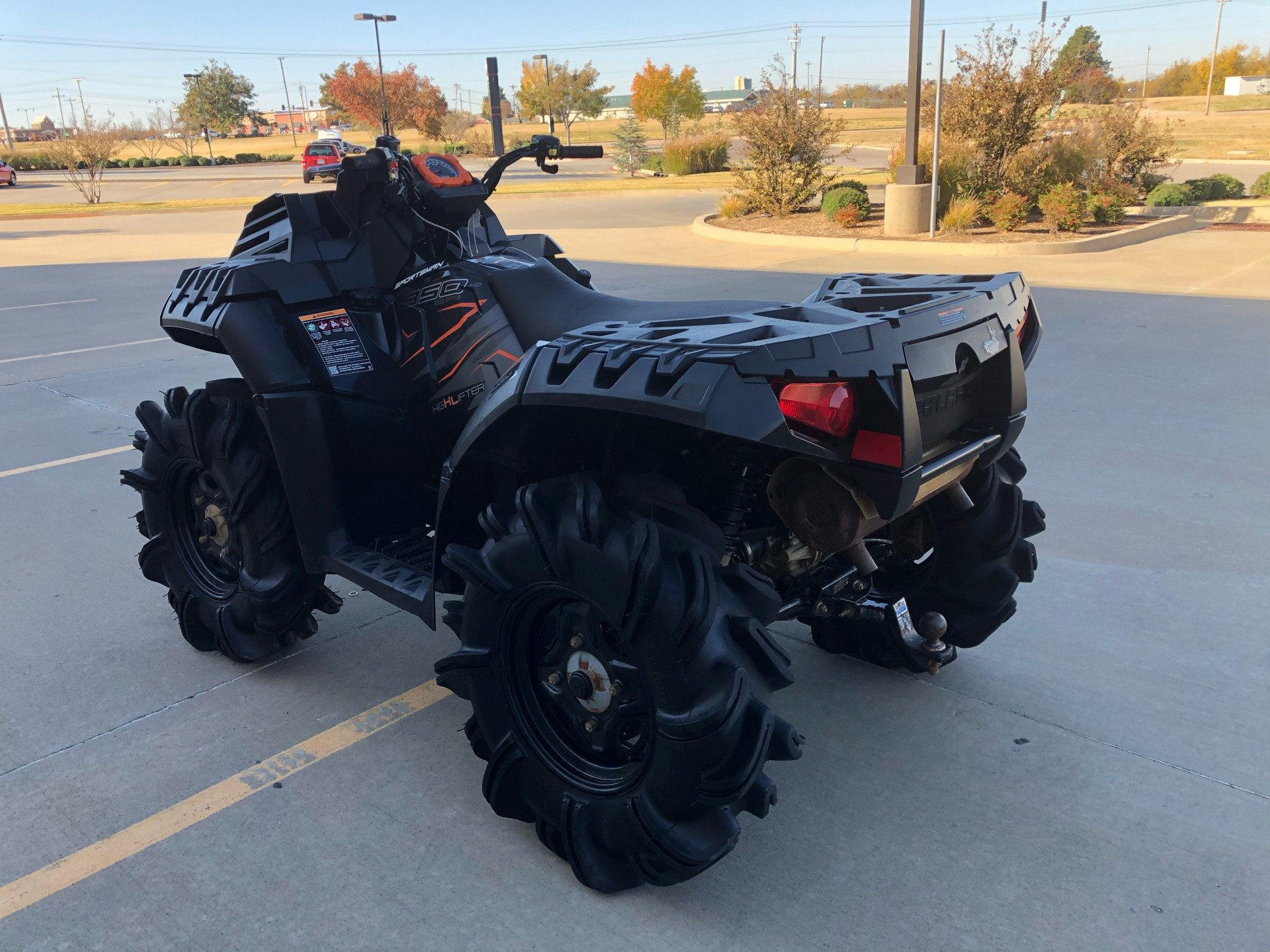 2019 Polaris Sportsman 850 High Lifter Edition in Norman, Oklahoma - Photo 6